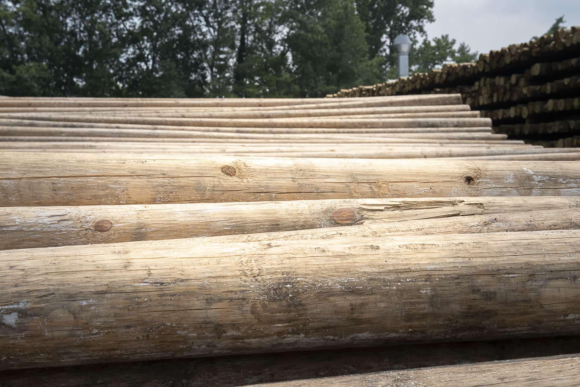 Stella Spa pali legno slide4