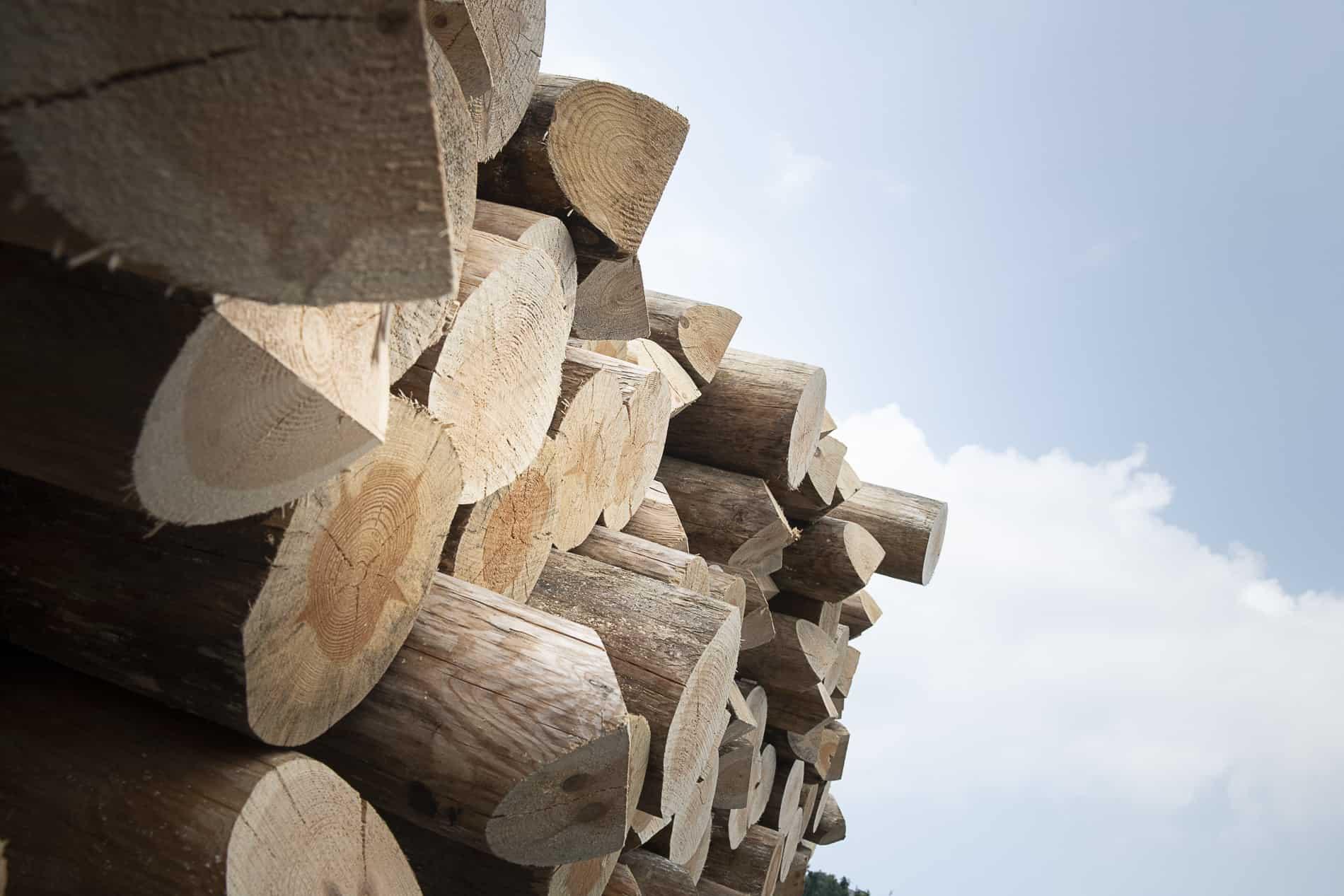 Stella Spa pali legno slide7